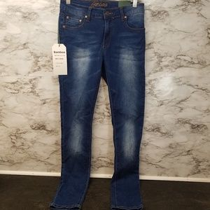 Bamboo New York Collection Skinny Jeans Sz 5/6 New